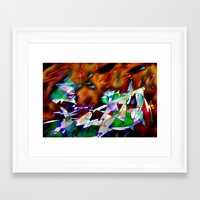 Abstract Inc. Framed Art Print