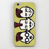 Pep-Hawks iPhone & iPod Skin