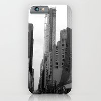 manhattan street iPhone 6 Slim Case