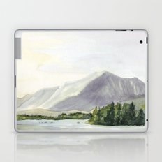 Mountain Sunset Laptop & iPad Skin