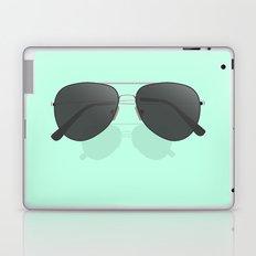 Aviator sunglasses Laptop & iPad Skin