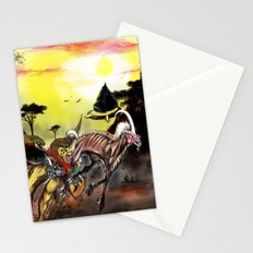 Final Fantasy 8 Chimera vs Mesmerize Stationery Cards
