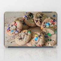Broken Calories iPad Case