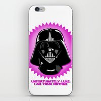 Luke, I am your mother iPhone & iPod Skin