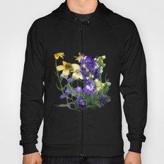 wildflowers / nature, flora, still life,  Hoody