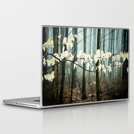 Dreams of the Sun on a Rainy Day Laptop & iPad Skin