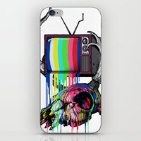 COLORS TV iPhone & iPod Skin