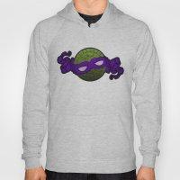 The Purple Turtle Hoody
