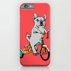 Frenchie Ride iPhone 6 Slim Case