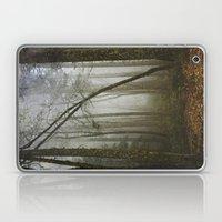Misty Woods Laptop & iPad Skin