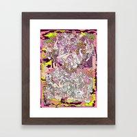 Albino  Framed Art Print
