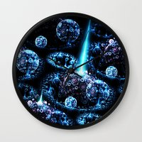 Stand Alone Complex Wall Clock
