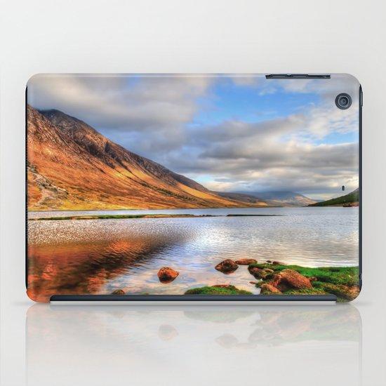 Loch Etive iPad Case