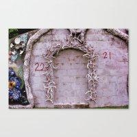 22 21 Canvas Print