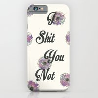 I Shit You Not iPhone 6 Slim Case
