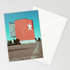 Drive-in relic Stationery Cards