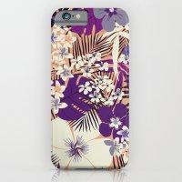 Floral 1 iPhone 6 Slim Case