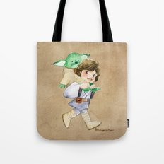 Not a backpack Tote Bag