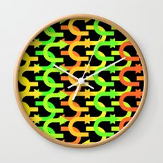 Which Way?  Wall Clock