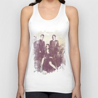The Vampire Diaries TV S… Unisex Tank Top