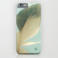 Grey Feather Slim Case iPhone 6s