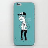 It's just whatever. iPhone & iPod Skin
