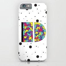 Letter D Slim Case iPhone 6s