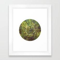 Geometrie #6 Framed Art Print