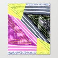 Sunchoke #2 Canvas Print