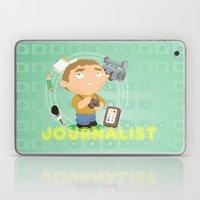 Journalist Laptop & iPad Skin
