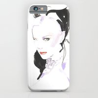 Fashion Illustration In … iPhone 6 Slim Case