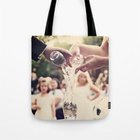 Combined Lives Tote Bag