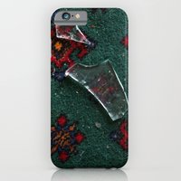iPhone & iPod Case featuring Glass by floor-pies