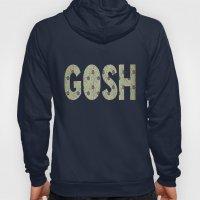 COLLAGE LOVE: GOSH  Hoody