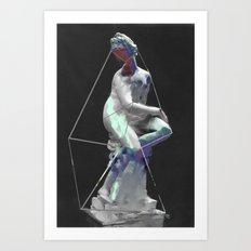 Adagio 21 Art Print