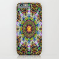 iPhone & iPod Case featuring Flower of Love by JT Digital Art