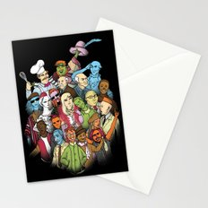 They Were All Human Beings Stationery Cards
