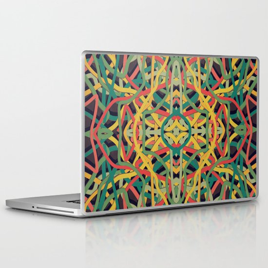 Kiotillier Knox Laptop & iPad Skin