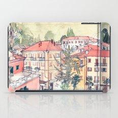 Baveno, Lake Maggiore, Northern Italy. iPad Case
