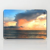 Madeira Beach Sunset 2 iPad Case