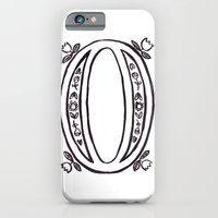 iPhone & iPod Case featuring O is for by Katie L Allen