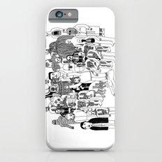 Monster Mash Slim Case iPhone 6s