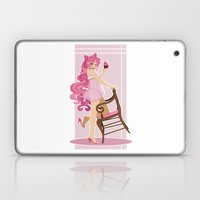 Sailor Moon Pinup - Chib… Laptop & iPad Skin