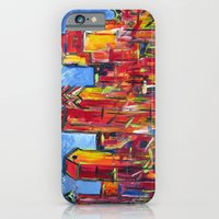 Philly Skyline iPhone 6 Slim Case