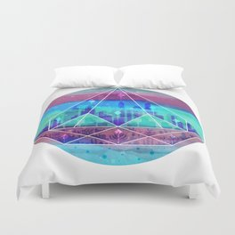 Duvet Cover - The Lost City - littleclyde