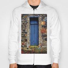 The Blue Door of Ballymascanlon Hoody