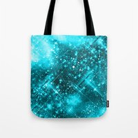 Dazzling Series (SkyBlue… Tote Bag