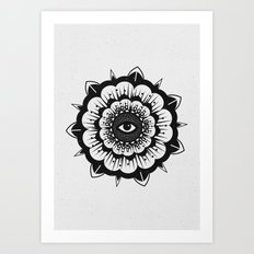 MESMERISE Art Print