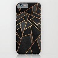 Black Night iPhone 6 Slim Case