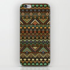 indians versus aliens (variant) iPhone & iPod Skin